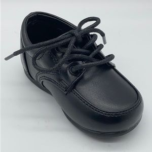 Josmo Lace Up Dress Shoe in Black - Size 6